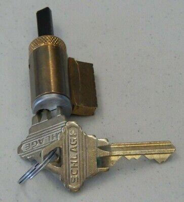 Schlage Key In Lever Cylinder 626 Sc1 Keyway 2 Keys