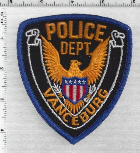 Vanceburg Police (Kansas) 1st Issue Shoulder Patch