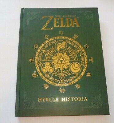 New The Legend of Zelda: Hyrule Historia Nintendo Dark Horse Book New Hardcover