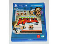 SONY PLAYSTATION PS4 GAME RIVER CITY MELEE BATTLE ROYAL SP LIMITED RUN # 103..**