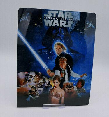 STAR WARS Return of the Jedi - Bluray Steelbook Magnet Cover (NOT LENTICULAR)