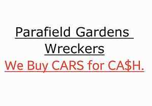 We buy UNWANTED cars for CA$H up to $2000. Green Fields Salisbury Area Preview