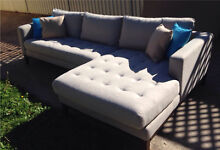 FREEDOM FURNITURE MARLEY COUCH Chester Hill Bankstown Area Preview