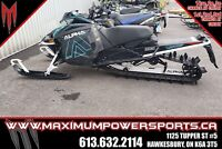 2019 Arctic Cat M6000 ALPHA ONE