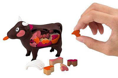 MEGAHOUSE Special Yakiniku COW Puzzle 3D puzzle Japan