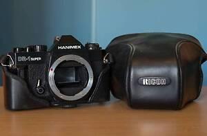 Hanimex DR-1 Super 35mm Film Camera (Cosina CT1 Super) Gympie Gympie Area Preview