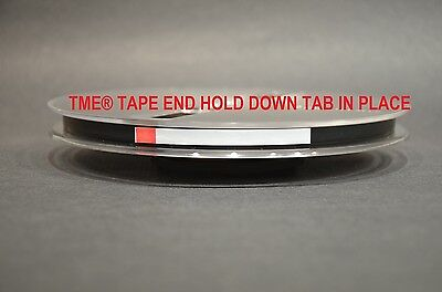 Open Reel Tape End Hold Down Tabs AC1HTABR 1/4