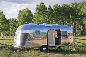 Wanted Vintage airstream travel trailer