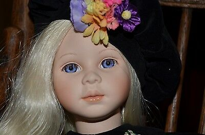 Limited Edition Dolls By Pauline Kaelee  museum doll 15/950