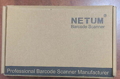 Netum 2.4g Wireless Handheld Ccd Barcode Scanner Mini Usb Receiver Nt-w6