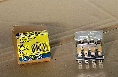8501rsd44v53 Square D 4pdt 10 Amp Relay 24 Volt Dc 14 Pin