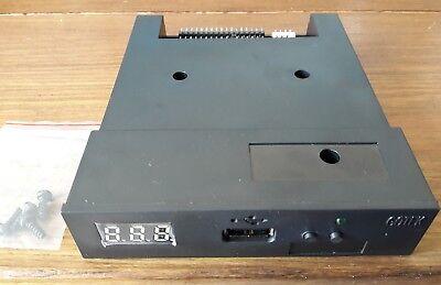 Commodore Sinclair Spectrum IBM PC Floppy disk GOTEK w/ FlashFloppy preinstalled