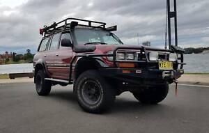 1992 Factory Turbo Diesel Toyota LandCruiser 80 series