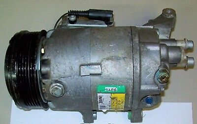MINI COOPER AC COMPRESSOR 2002 2003 2004 2005 2006 2007 S 16L 4CYL ALL AC OEM