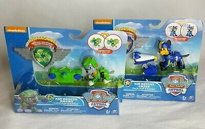 Paw Patrol Air Rescue Rocky & Paw Patrol Air Rescue Chase Kids Toys