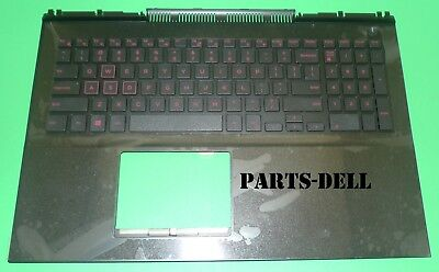 NEW Genuine Dell Inspiron 15 7567 Laptop Gaming Palmrest w/Keyboard VFPNK
