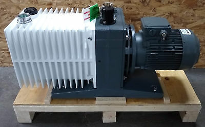 Adixen Pascal 2063 Sd Rotary Vane Mechanical Vacuum Pump Alcatel
