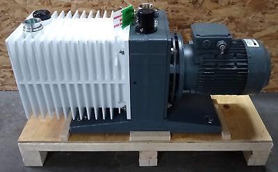 Adixen Pascal 2063 Sd Rotary Vane Mechanical Vacuum Pump Alcatel