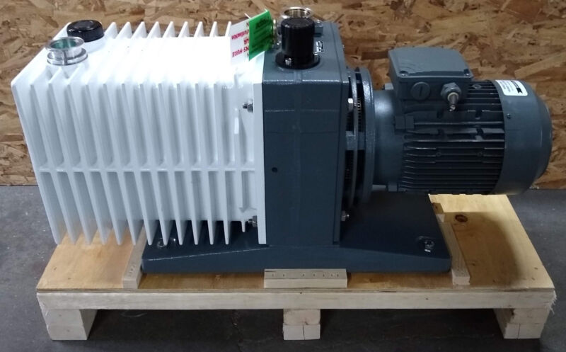 Adixen Pascal 2063 SD Rotary Vane Mechanical Vacuum Pump (Alcatel)