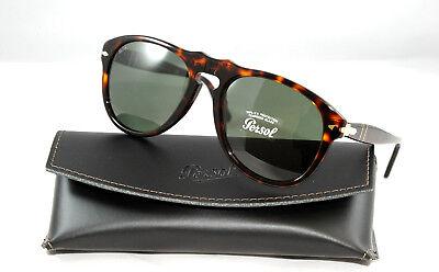 Sonnenbrille Persol Po 0649-S Celo Klassisch Neu Original aus Rabatt