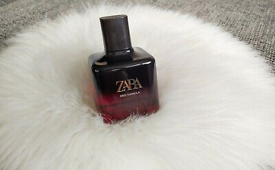 🎀 ZARA WOMEN RED VANILLA 100 ml Brand new Eau De Toilette (EDT) Fragrance 🎀