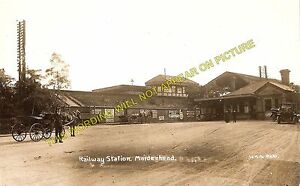 Maidenhead Railway Station Photo. Taplow - Twyford. Slough to Reading Line. GWR