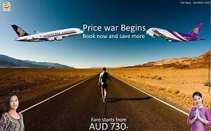 Fly to India, Pakistan, Bangladesh, Sri-Lanka, Call 03******0320 Point Cook Wyndham Area Preview
