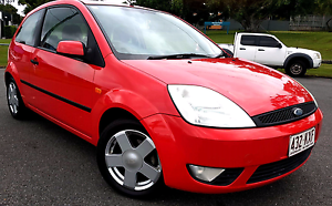 FORD FIESTA Ztec RWC REGO MANUAL Pacific Pines Gold Coast City Preview