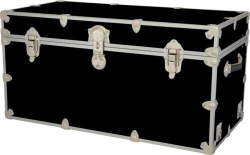 Rhino Storage Trunk Footlocker 36x18x18 for Camp, College & Dorm. USA Made