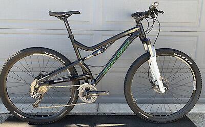 Santa Cruz Superlight Mountain Bike MTB 29er XL Full Suspension Fox Like Tallboy