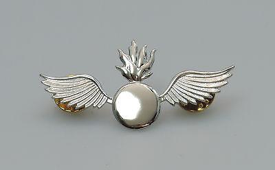 U.S. Navy Aviation Ordnanceman  (AO) Ball Cap Pin
