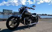 2014 Triumph Speedmaster, The Pastor's bike Port Adelaide Port Adelaide Area Preview