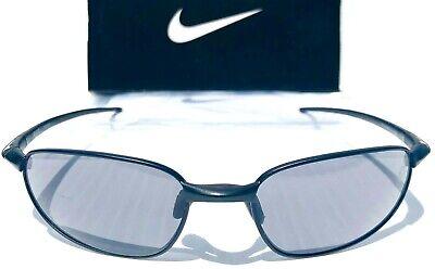 NEW* NIKE REVOLVE Black Metal Wire Max Optics Grey Golf Sunglass EV0276 (Nike Max Optics Sunglasses)