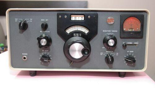 COLLINS 51S-1 HF RECEIVER