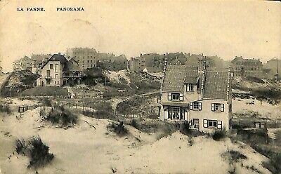 CPA - Belgique - De Panne - La Panne - Panorama