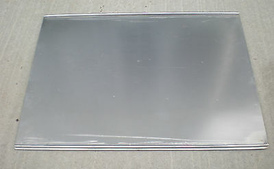 Tray 16x11.5 Double Layer Two Runners Stainless Steel 5001092-018