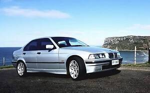 BMW 318i 1998 automatic Somerset Waratah Area Preview