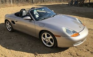 2001 Porsche Boxster - Low Kms!