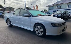 2004 Holden Crewman SS Automatic Ute Maryborough Fraser Coast Preview