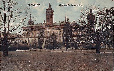 Germany AK Hannover - Technische Hochschule circa 1920 unused postcard