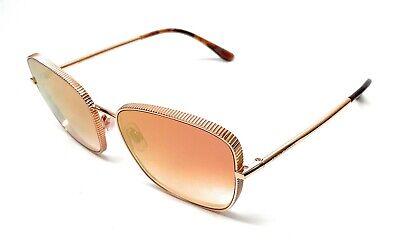 New Dolce & Gabbana DG 2223 1298/6F Rose Gol Women Authentic Sunglasses 58-18-A8