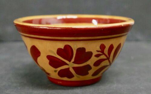 Bauer Vintage Painted Bowl #36 California