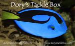 Dory's tackle box