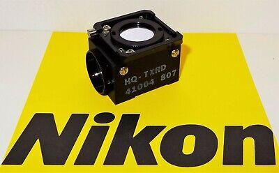 Nikon Chroma Texas Red Fluorescent Microscope Filter Labophot Optiphot Tmd