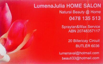 Beauty in Butler Butler Wanneroo Area Preview