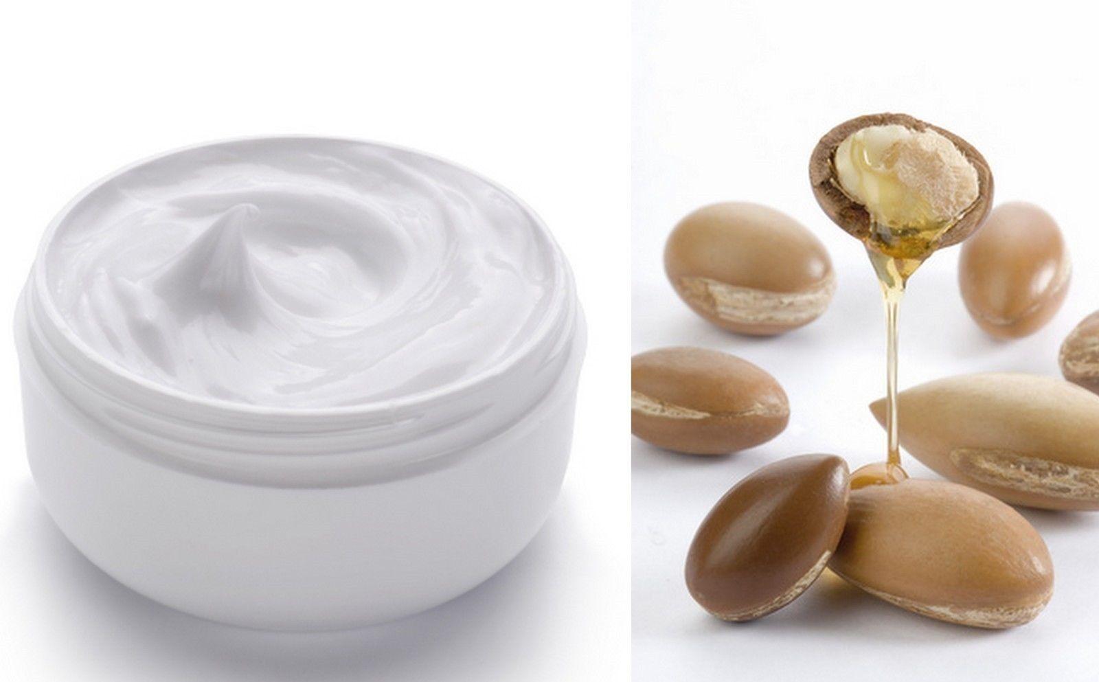 Argan Pure Organic Moroccan Oil Face Body Cream Day/Night
