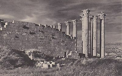 Jordan   Jerash   The Temple Of Artemis