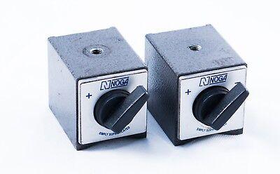 2x Noga Magnetic Holder Bed Dg0036 Onoff Magnet Base Free Ship