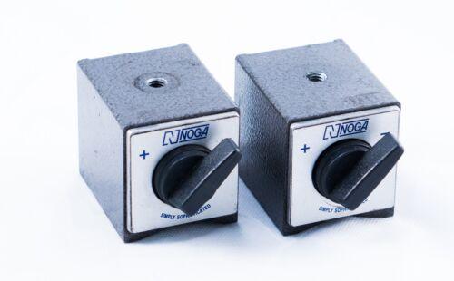2x NOGA Magnetic Holder Bed DG0036: On/Off Magnet Base FREE SHIP