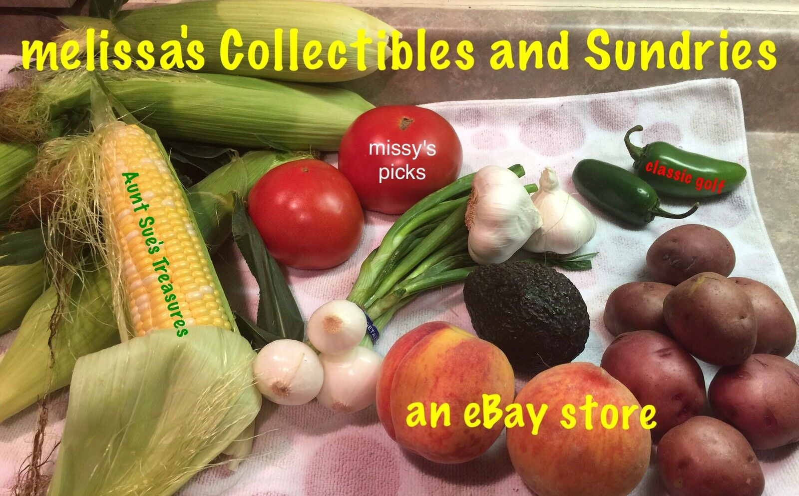 melissa's Collectibles & Sundries
